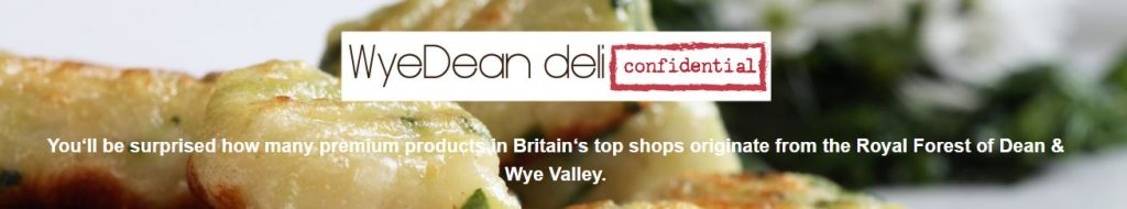 Plump Hill Farm as featured on WyeDean Deli Confidential